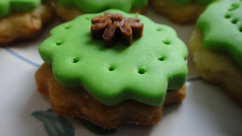 Biscotti alle Mandorle e pistacchio