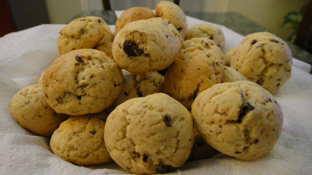 Panierini di cioccolato e zenzero - Il boss dei biscotti
